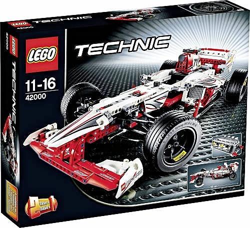 lego technic 42000 grand prix racer f1 formel 1 rennwagen 2in1 renntruck truck ebay. Black Bedroom Furniture Sets. Home Design Ideas