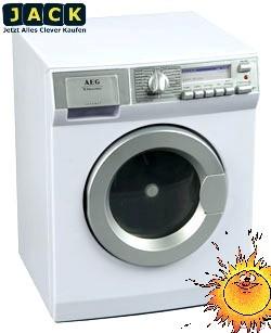 neu aeg electrolux 6936 mini waschmaschine theo klein ebay. Black Bedroom Furniture Sets. Home Design Ideas