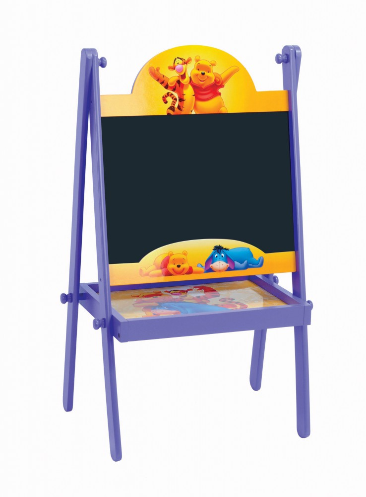 disney winnie pooh standtafel 79x46cm maltafel schultafel. Black Bedroom Furniture Sets. Home Design Ideas