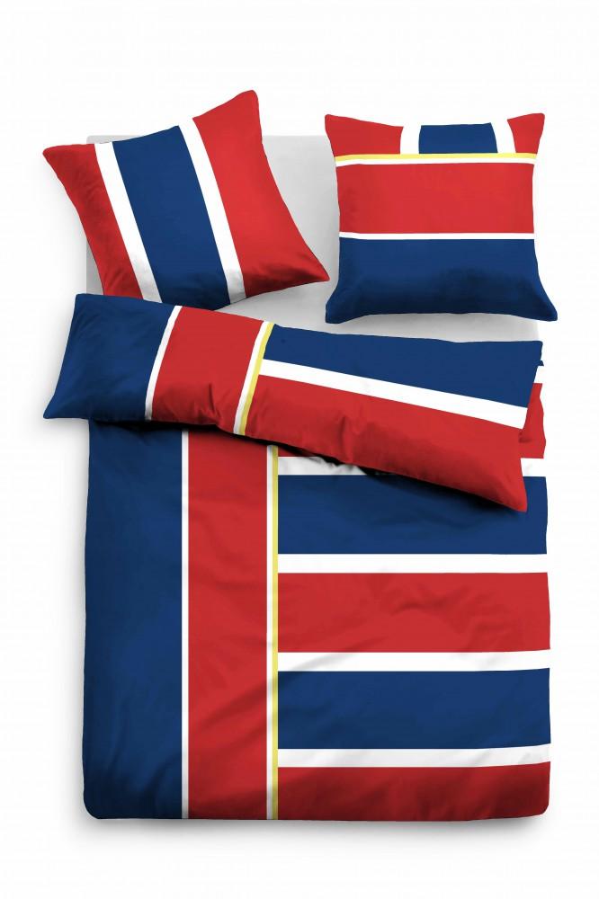 tom tailor flanell fein biber bettw sche 200x200cm. Black Bedroom Furniture Sets. Home Design Ideas