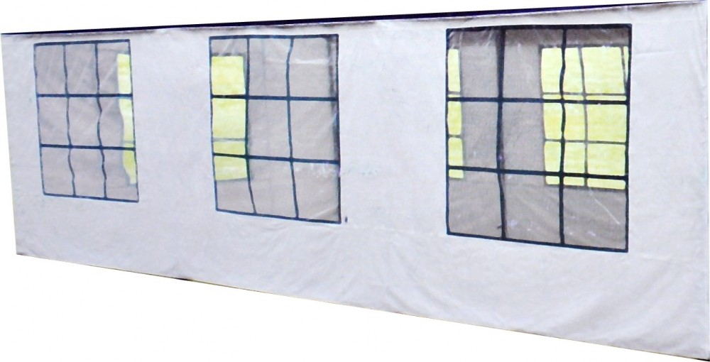 pavillon four season ersatzteile 3x6m dach seitenteile verbinder blau wei metro haus garten. Black Bedroom Furniture Sets. Home Design Ideas