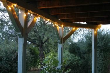 490 led lichterkette 8 funktionen eisregen vorhang 20m warmwei au en innen weihnachten. Black Bedroom Furniture Sets. Home Design Ideas