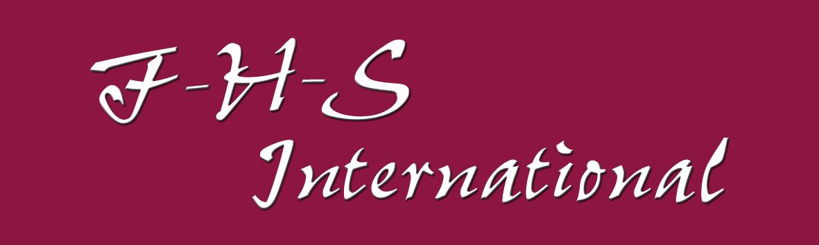F-H-S International Logo